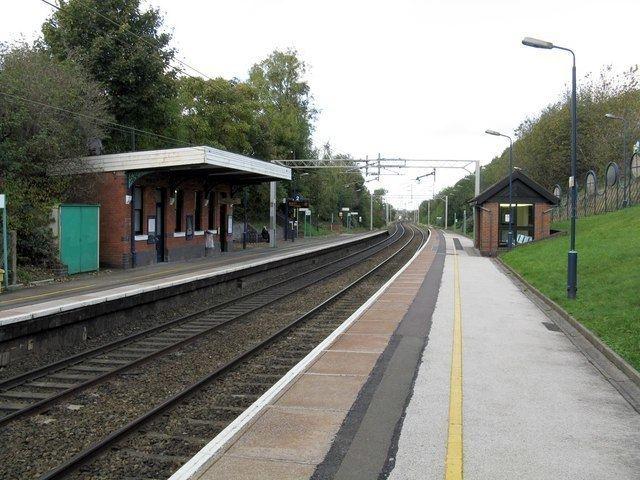 Coseley railway station