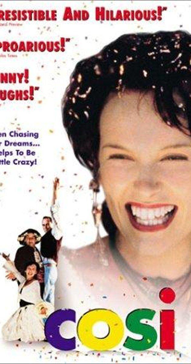 Cosi (film) Cosi 1996 IMDb