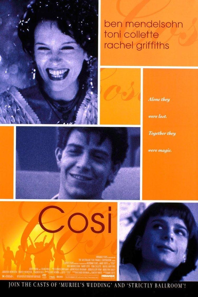 Cosi (film) wwwgstaticcomtvthumbmovieposters17846p17846