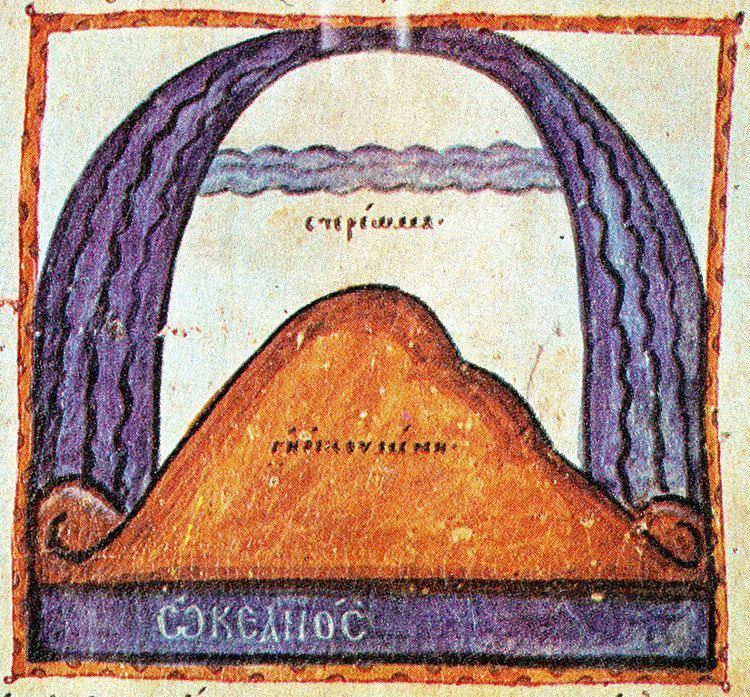 Cosmas Indicopleustes The World According to Cosmas Indicopleustes Concepts and