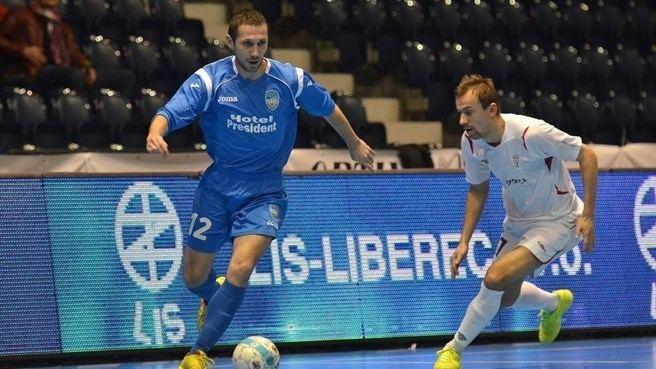 Cosmin Gherman Cosmin Gherman CityUS Trgu Mure Futsal Cup nav UEFAcom