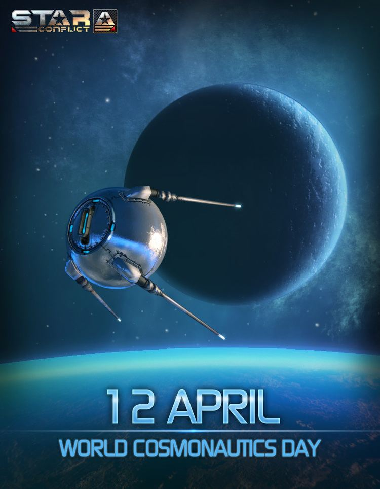Cosmonautics Day starconflictcomuploadimage12apriljpg