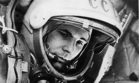 Cosmonautics Day Selfie from Space Russian39s Sergey Ryazanskiy celebrates