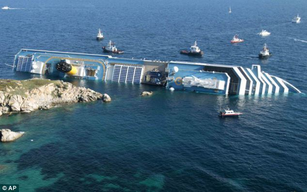 Costa Concordia disaster Five Costa Concordia staff found guilty over deaths of 32 passengers
