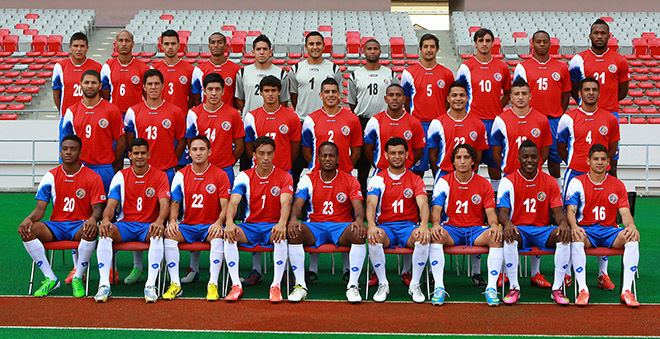 Costa Rica national football team 1000 images about Soccer on Pinterest Football Futbol and World cup