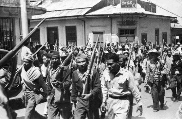 Costa Rican Civil War Costa Rican Civil War Warfare Pinterest Civil wars and War