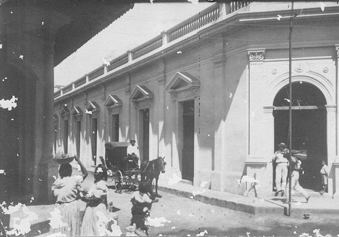 Costa Rican Civil War Ventana