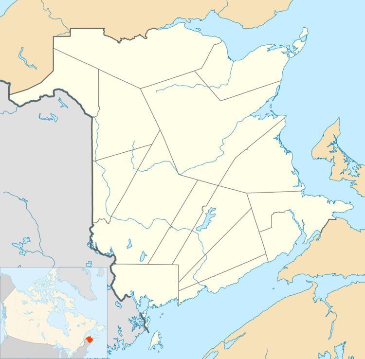 Coteau Road, New Brunswick