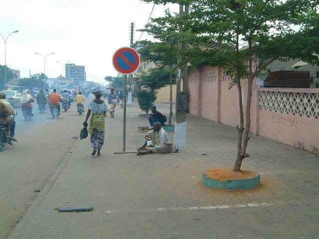 Cotonou in the past, History of Cotonou