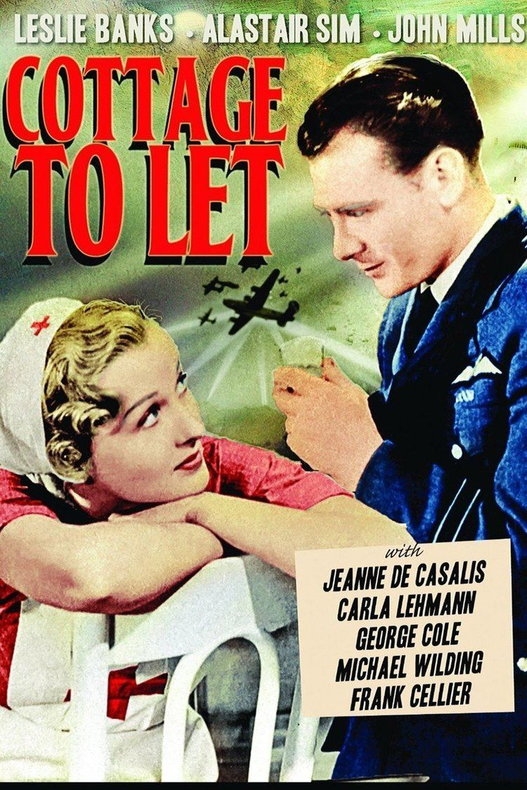 Cottage to Let wwwgstaticcomtvthumbmovieposters36822p36822