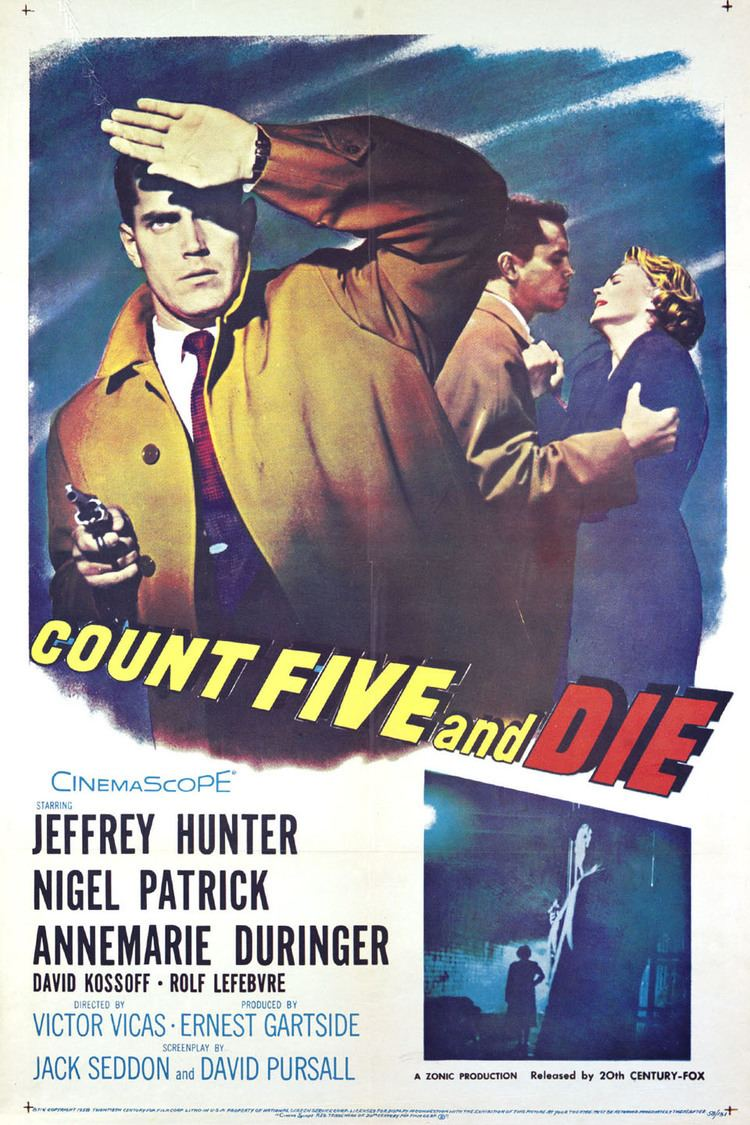 Count Five and Die wwwgstaticcomtvthumbmovieposters43905p43905