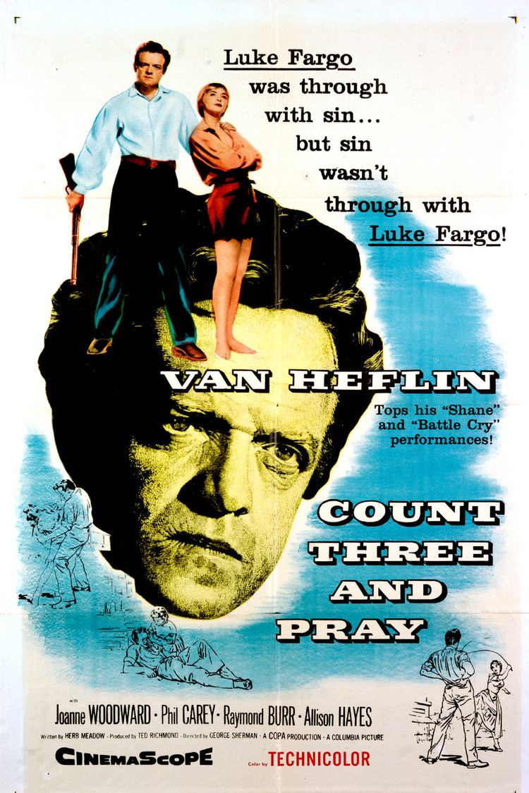 Count Three and Pray (film) wwwgstaticcomtvthumbmovieposters2989p2989p