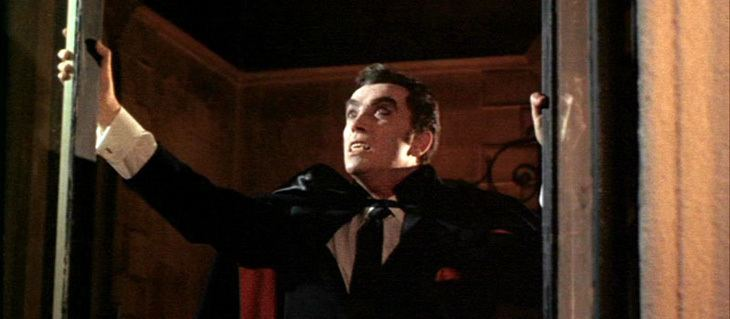 Count Yorga, Vampire FANGORIA On Demand Collection COUNT YORGA VAMPIRE 1970 FANGORIA