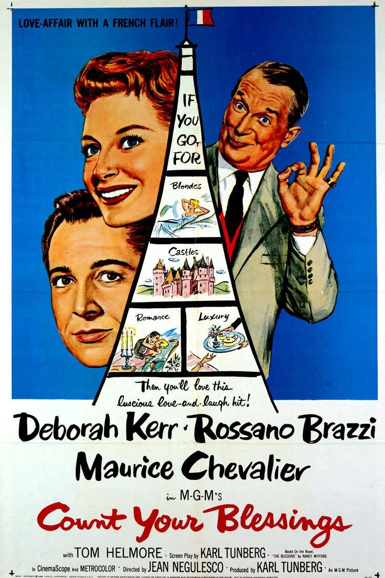 Count Your Blessings (1959 film) wwwgstaticcomtvthumbmovieposters9440p9440p