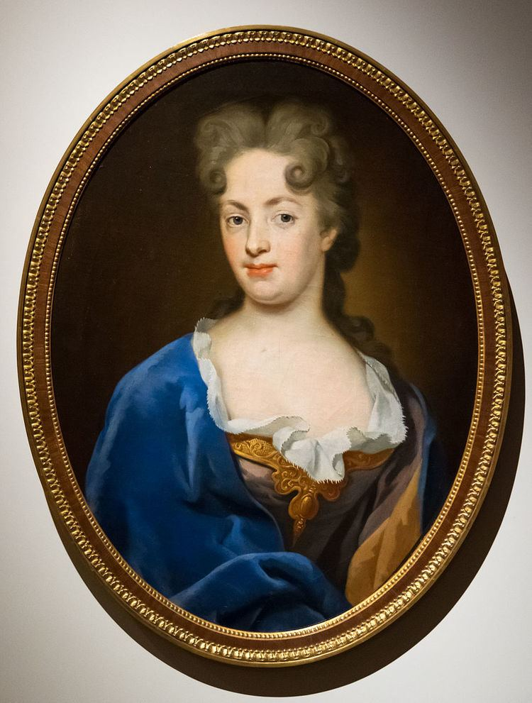 Countess Johanna Sophia of Hohenlohe-Langenburg