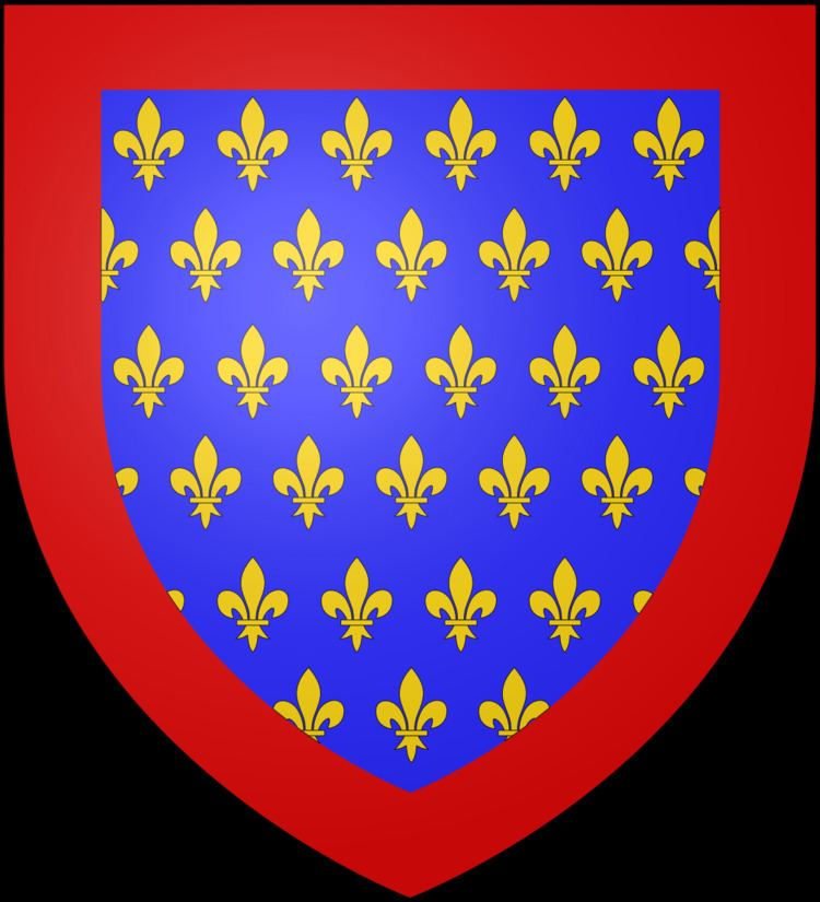 Counts and dukes of Valois