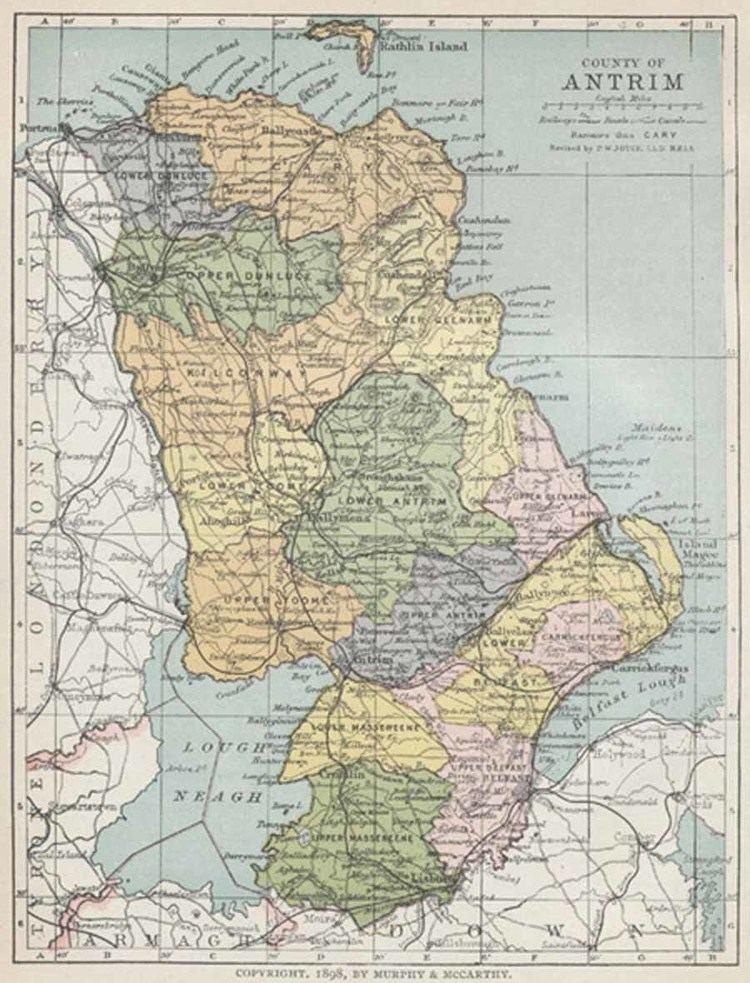 County Antrim Antrim Genealogy