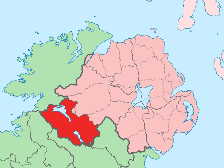 County Fermanagh Wikipedia