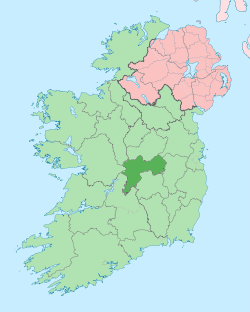 County Offaly Wikipedia