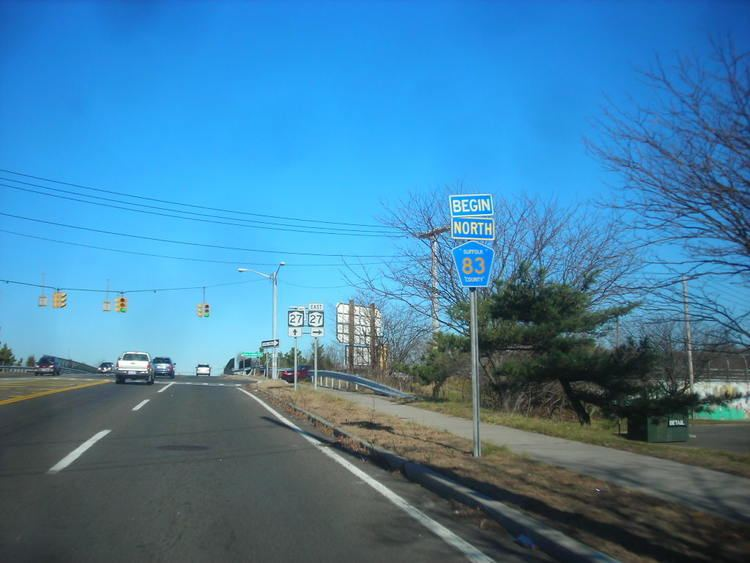 County Route 83 (Suffolk County, New York)