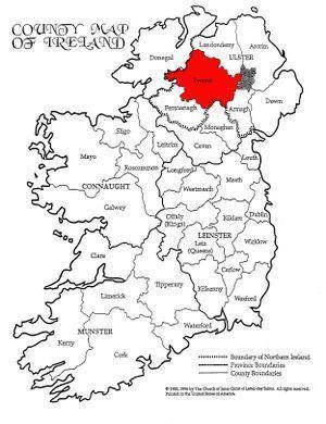 County Tyrone County Tyrone Ireland Genealogy Genealogy FamilySearch Wiki