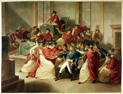 Coup of 18 Brumaire Coup d39Etat of 18 Brumaire November 10t English School 18th