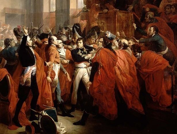 Coup of 18 Brumaire The French Revolution and the 2016 Election The Atlantic