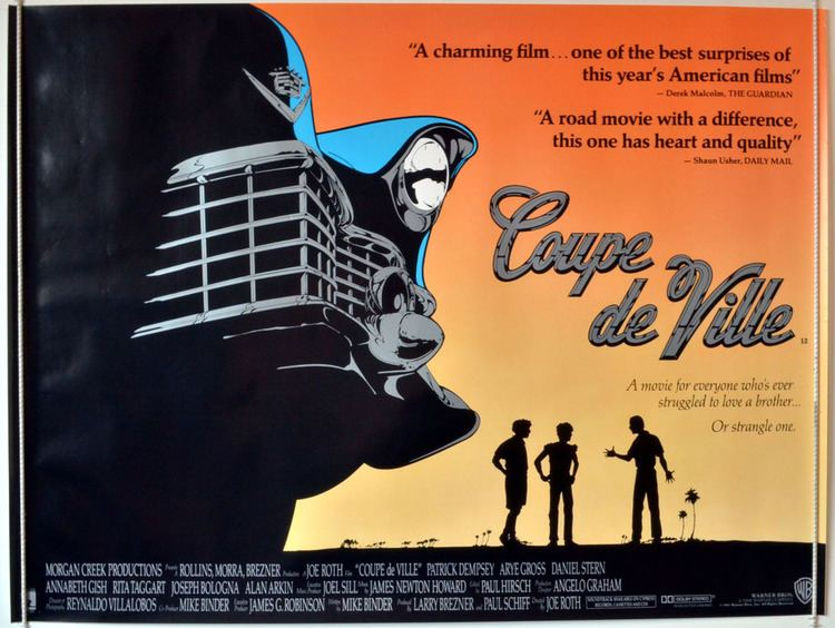 Coupe de Ville (film) Coupe De Ville Original Cinema Movie Poster From pastposterscom