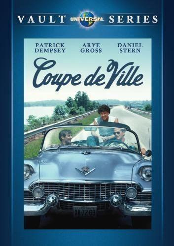 Coupe de Ville (film) Amazoncom Coupe de Ville Patrick Dempsey Arye Gross Daniel