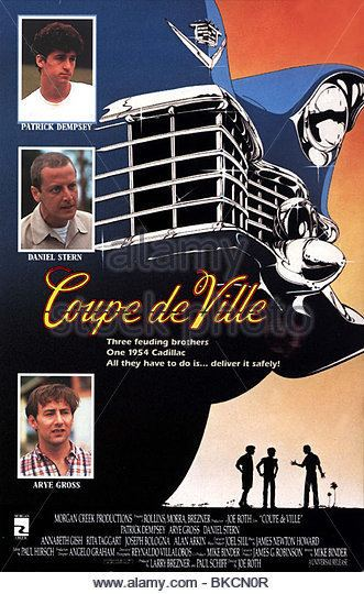 Coupe de Ville (film) Coupe de Ville 1990