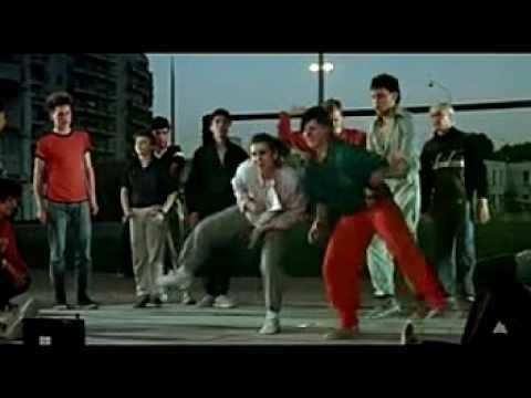 Courier (film) COURIER 1986 breakdance YouTube