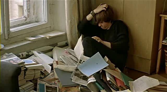 Courier (film) Russian Film Karen Shakhnazarov Courier 1987
