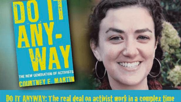 Courtney E. Martin Courtney E Martin Author MAKERS Video