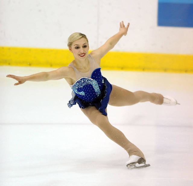 Courtney Hicks Ice Stars for Wounded Warriors 2015 Review A Divine Sport