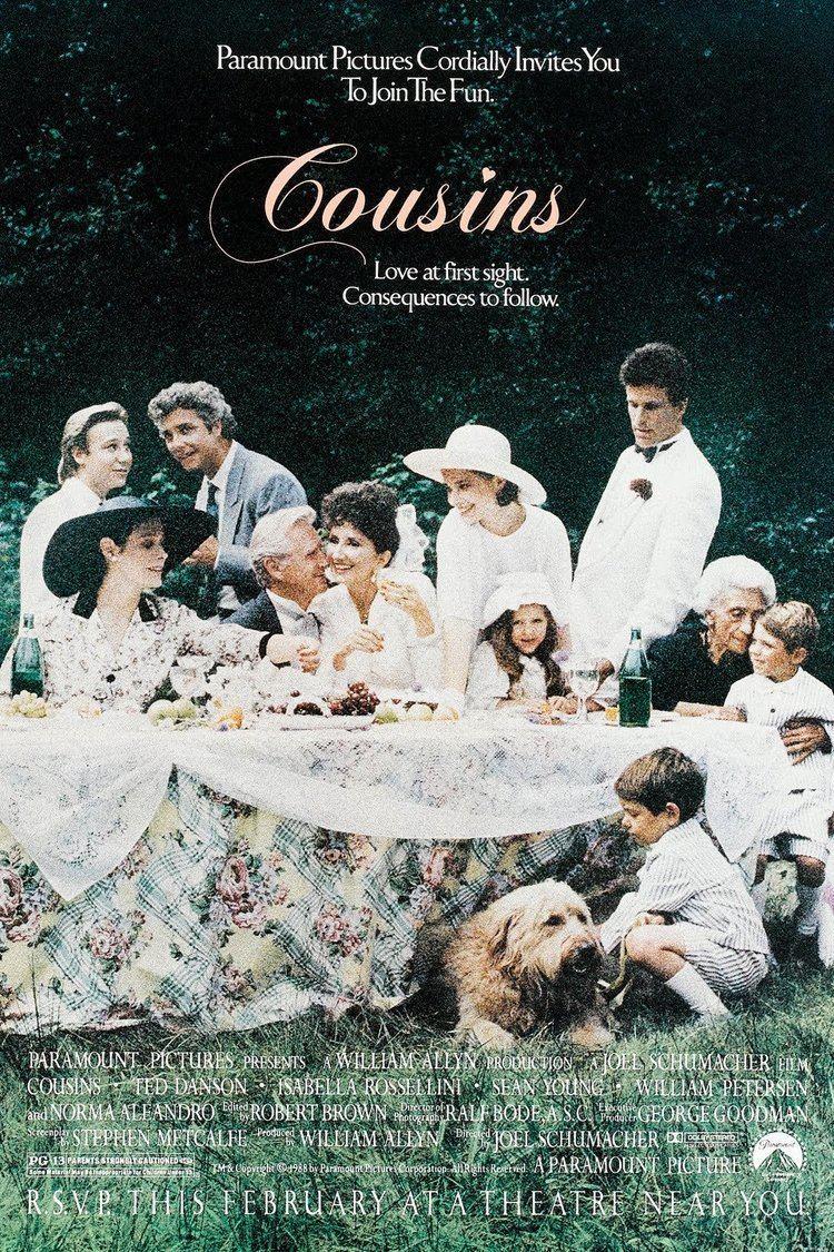 Cousins (1989 film) wwwgstaticcomtvthumbmovieposters17978p17978
