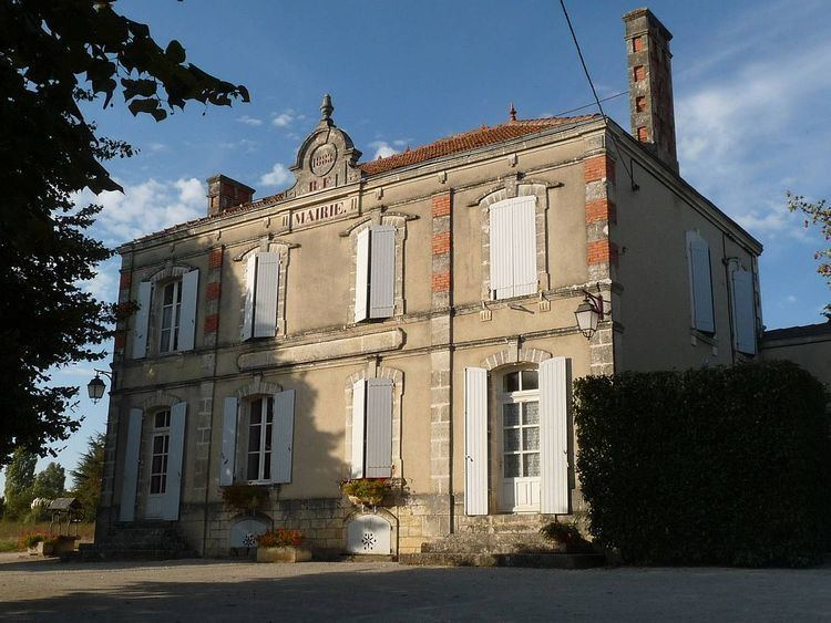 Couture, Charente