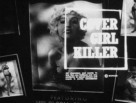 Cover Girl Killer Cover Girl Killer 1959 HORRORPEDIA