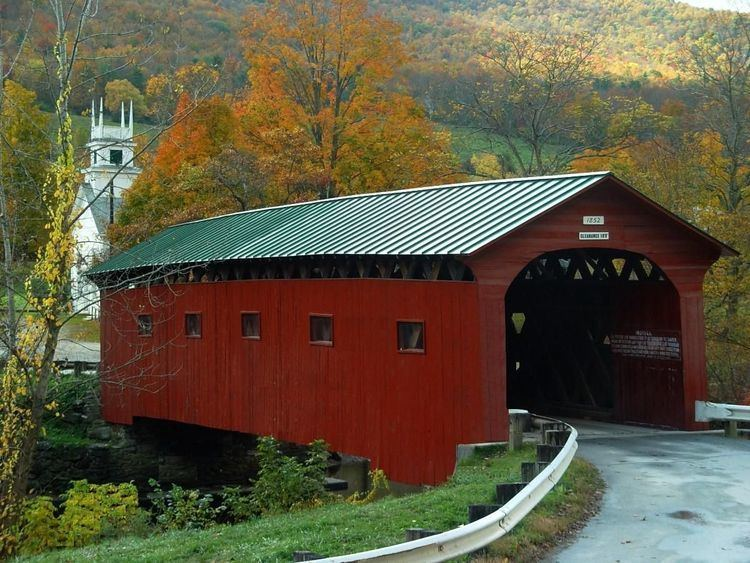 Covered bridge 1000 images about Wooden Covered Bridges on Pinterest In the fall