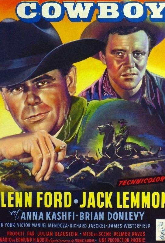Cowboy (1958 film) Cowboy 1958