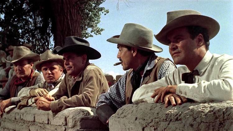 Cowboy (1958 film) MovieMine Cowboy 1958
