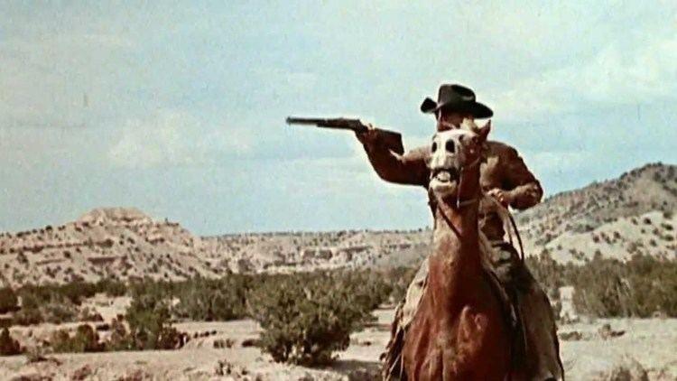 Cowboy (1958 film) 1958 Cowboy YouTube