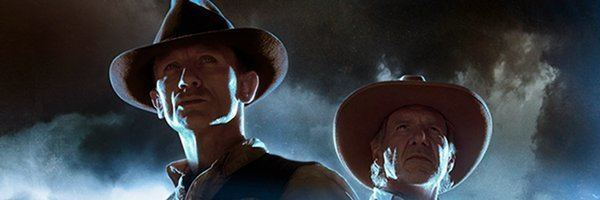 Cowboys %26 Aliens movie scenes With director Jon Favreau s Cowboys Aliens on the verge of hitting theaters Universal has released the EPK electronic press kit which includes 4 movie