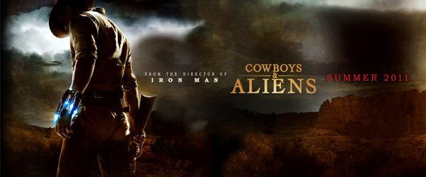 Cowboys %26 Aliens movie scenes Despite an interesting premise and a good cast Cowboys Aliens never quite comes together How could a team up like Jon Favreau Ron Howard Brian Grazer
