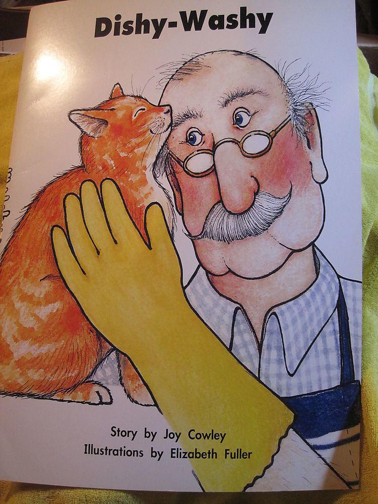 Cowley Wright DishyWashy Joy Cowley Wright Group Story Basket Teacher BIG Book
