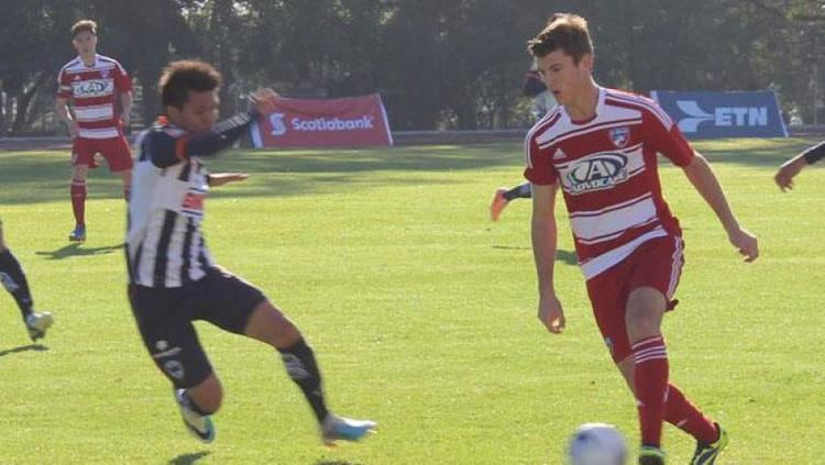 Coy Craft FC Dallas signs forward Coy Craft to Homegrown contract FC Dallas