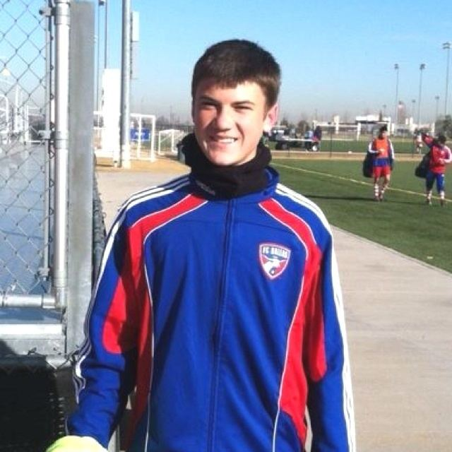 Coy Craft My favorite FC Dallas Academy Player Mr Coy Craft