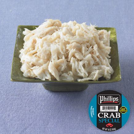 Crab meat Special Crab Meat Phillips Foods