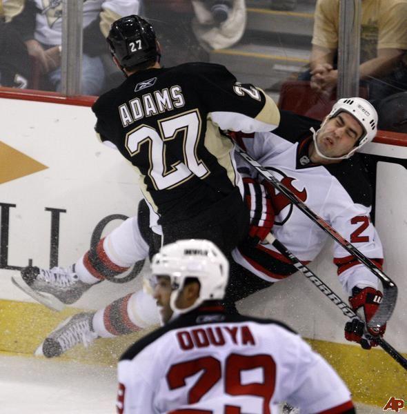 Craig Adams (ice hockey) Craig Adams Hockeys Finest