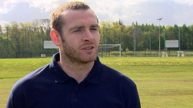 Craig Beattie Craig Beattie eyes Scottish Cup final place BBC Sport