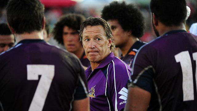 Craig Bellamy (rugby league) Craig Bellamy39s resurgence with Melbourne Storm 39one of